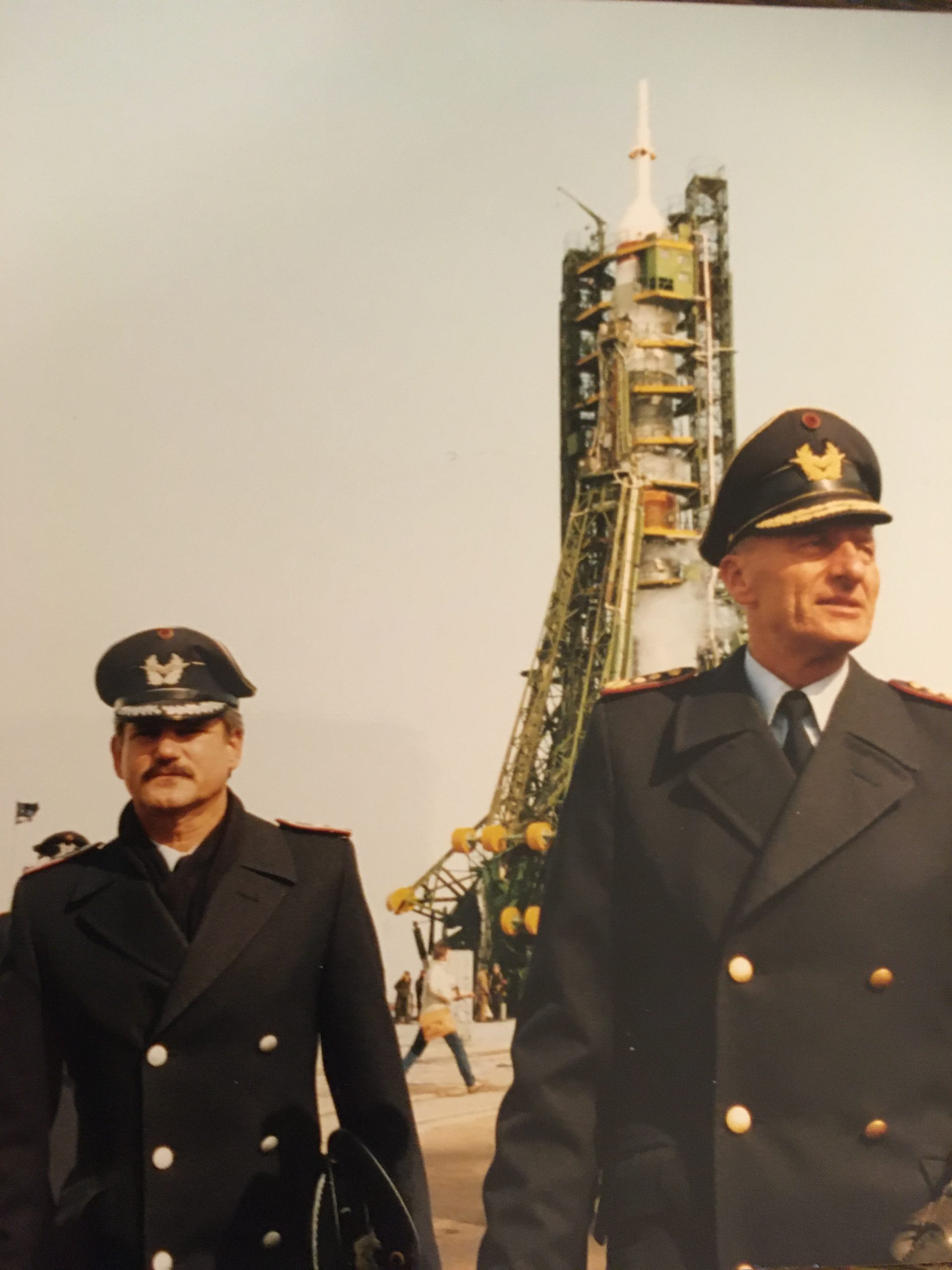 Read more about the article Abenteuer Baikonur