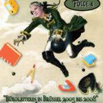 """""""Büroleiterin in Brüssel 2005 bis 2008"""""""