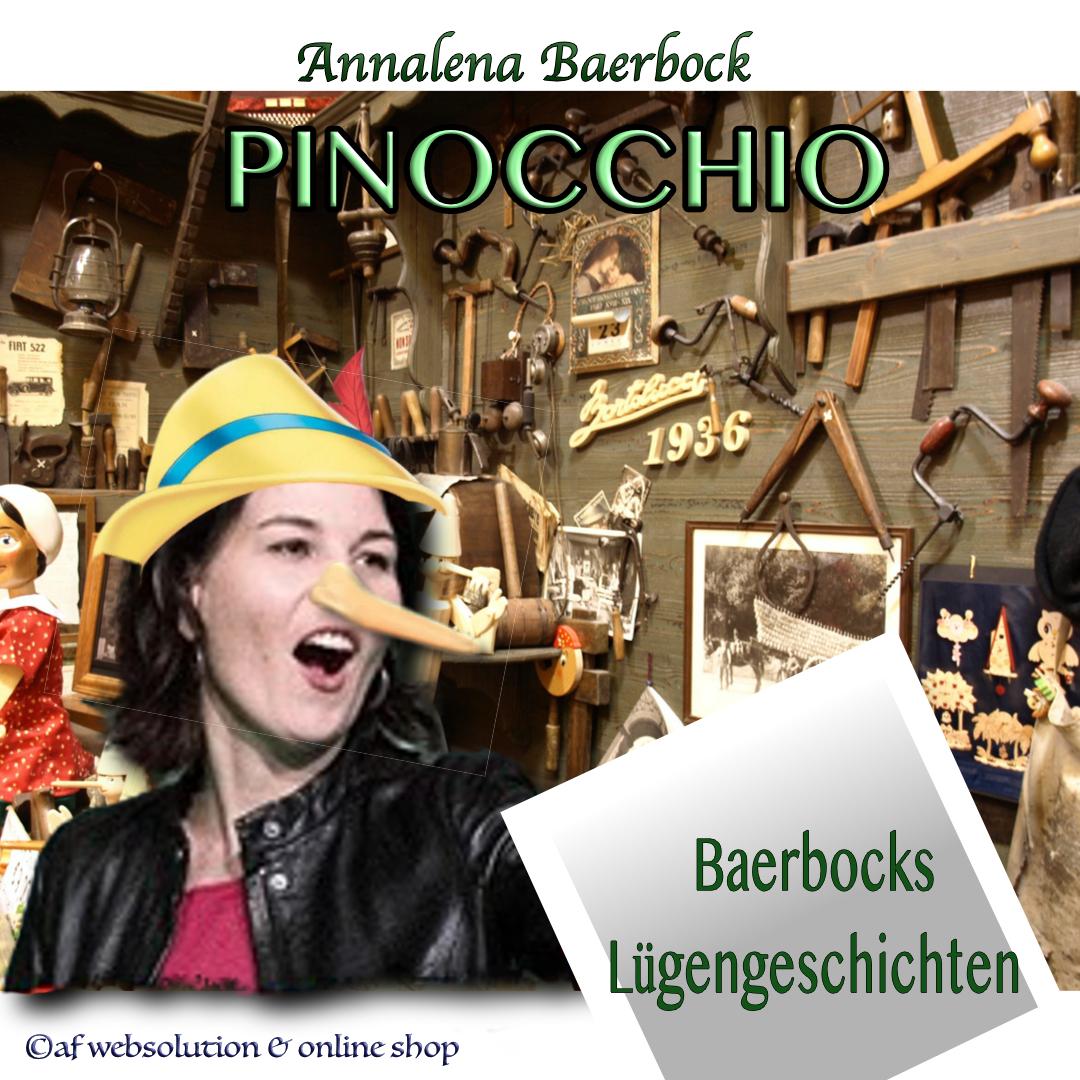 Read more about the article Fortsetzung jede Woche: Annalena Baerbocks Lügengeschichten