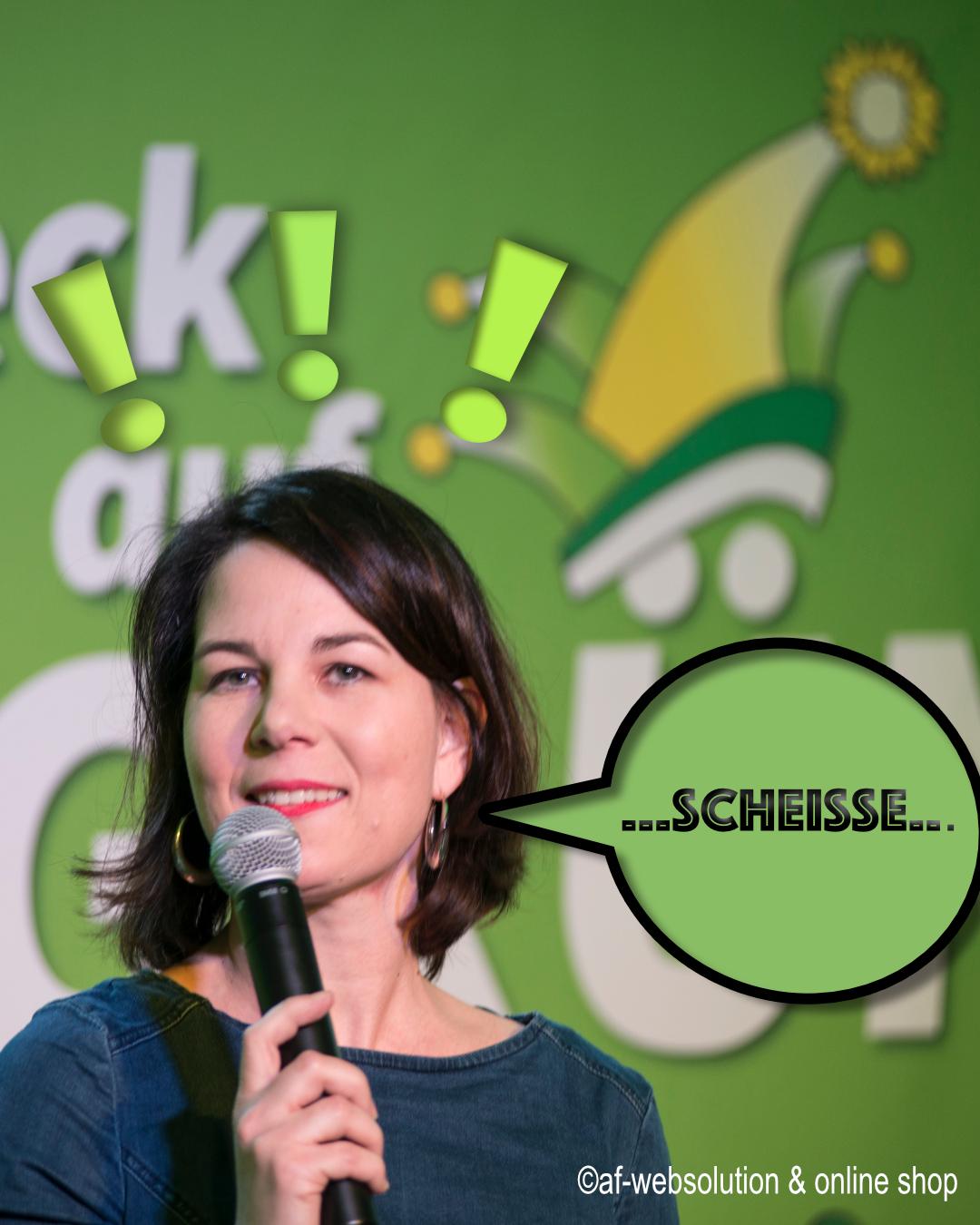 You are currently viewing Annalena Baerbocks Rede auf dem Parteitag der Grünen am 13. Juni